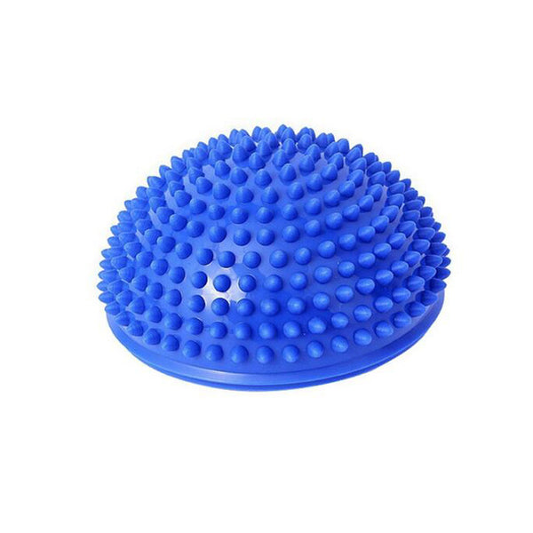 Vigor Power Gear Yoga Half Massage Ball Physical Fitness Appliance Exercise Massage stepping stones balance GYM Yoga foot ball