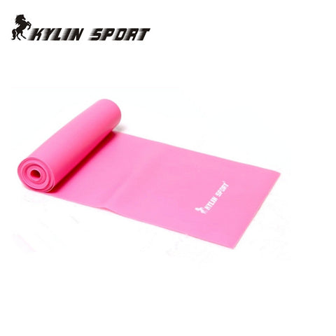 2m yoga resistance band fitness equipment tool power training for wholesale and free shipping kylin sport