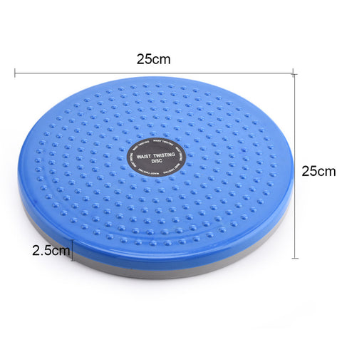 Hot Sale Physical Fitness Twister Plate Twist Board Plate Twist Disk Slimming Legs Small Home Fitness Equipment