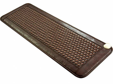 2016 Most Popular Natural Heating Tourmaline Mat Thermal Massage heat Cushion Massage Mattress Health Care 50*150CM