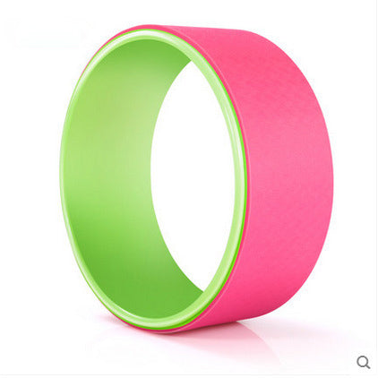 Yoga Circle Yoga Wheel ABS Pilates Magic Circle Ring Gym Workout Back Training Tool Home Slimming Fitness Equipment Women