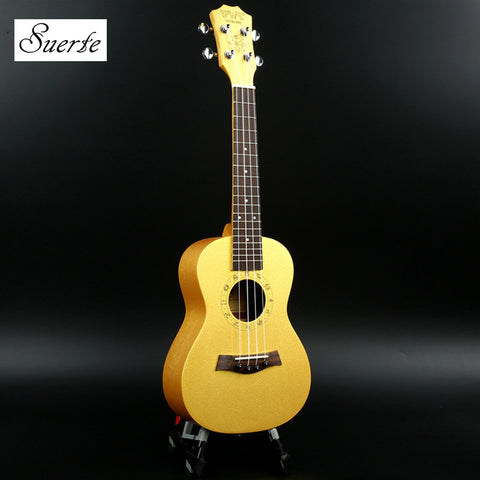 21 Inch Mahogany Ukulele Tenor Acoustic Electric 4 Strings