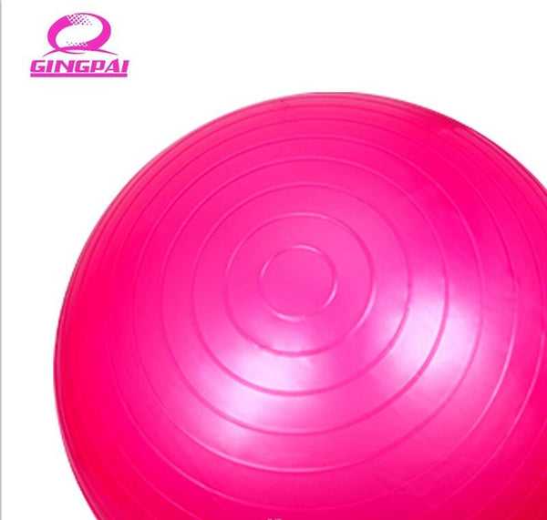 Body building 55cm Yoga Ball Physical Fitness Ball Appliance Exercise balance Ball yoga GYM YoGa Pilates home GYM YoGa Pilates
