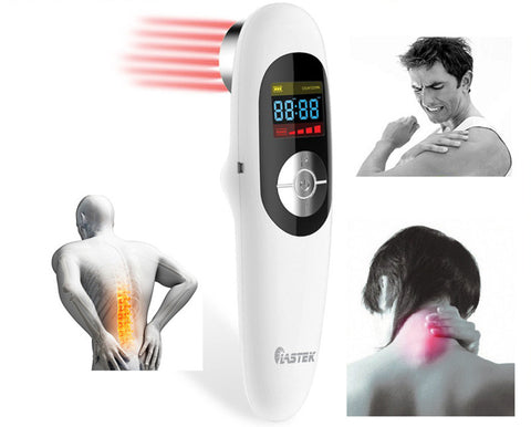 Lastek Pain Relief Wound Healing Laser Therapeutic Device LLLT Cold Laser Medical Therapeutic Machine Laser Therapy