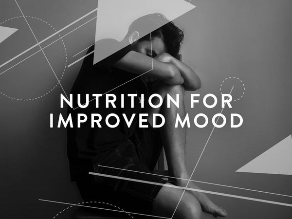 Nutrition for improved mood