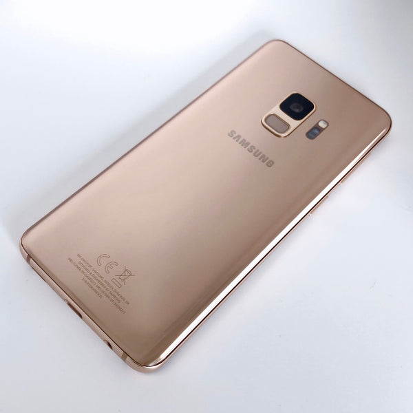 Samsung Galaxy S9 (Maple Gold)