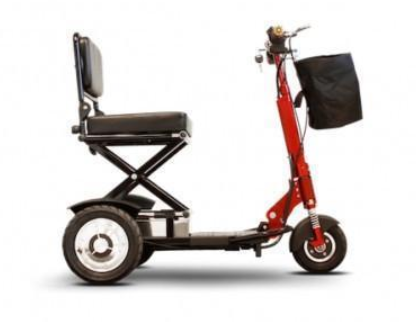 EWheels EW-01 Speedy Folding Mobility Scooter