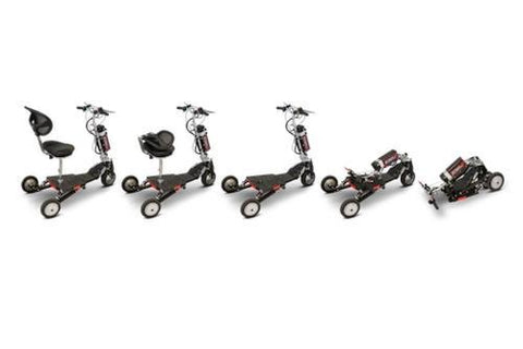 EWheels EW-07 EFORCE1 Folding Mobility Scooter