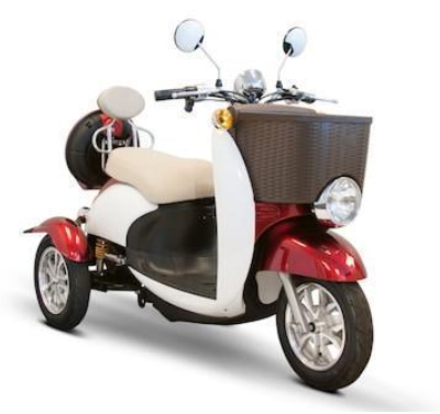 EWheels EW-11 Sport Three Wheel Mobility Scooter