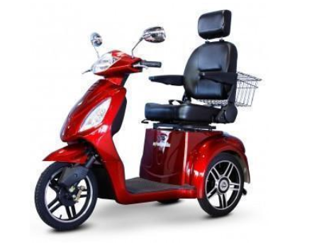 EWheels EW-36 Elite Three Wheel Mobility Scooter
