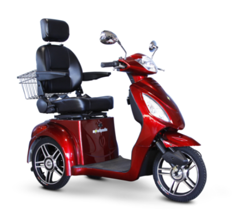 EWheels EW-36 Slowpoke Mobility Scooter with Electromagnetic Brakes