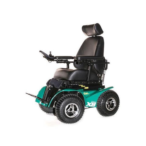 Innovation In Motion Extreme X8 All Terrain Power Electric Wheelchair