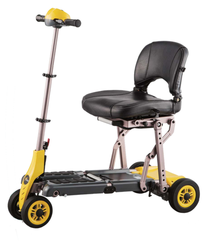Merits Health S542 Yoga Mobility Scooter