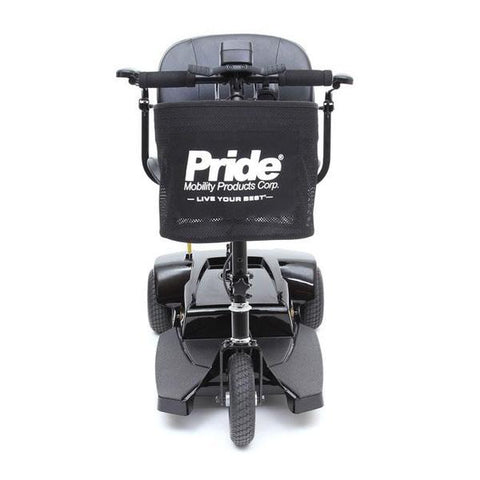 Pride Mobility Go-Go ES2 3-Wheel Travel Mobility Scooter