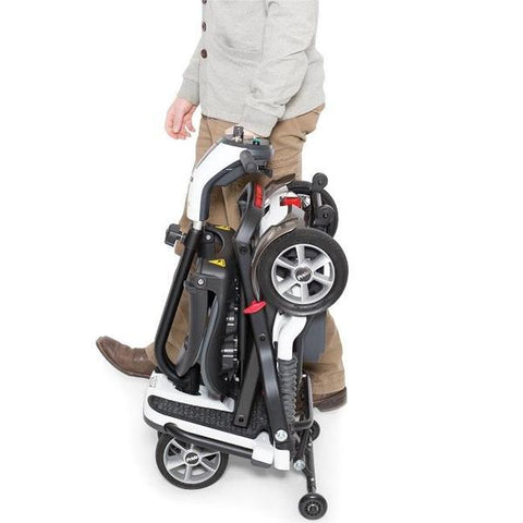 Pride Mobility Go-Go Folding Scooter 4-Wheel Travel Mobility Scooter