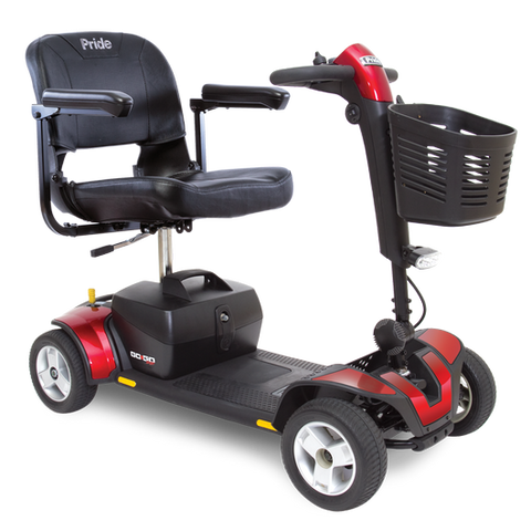 Pride Mobility Go-Go Sport 4-Wheel Travel Mobility Scooter