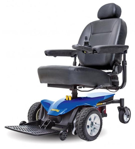 Pride Mobility Jazzy Elite ES Electric Wheelchair