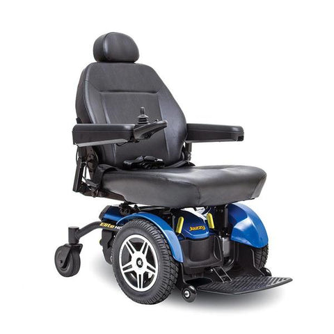 Pride Mobility Jazzy Elite HD Electric Wheelchair