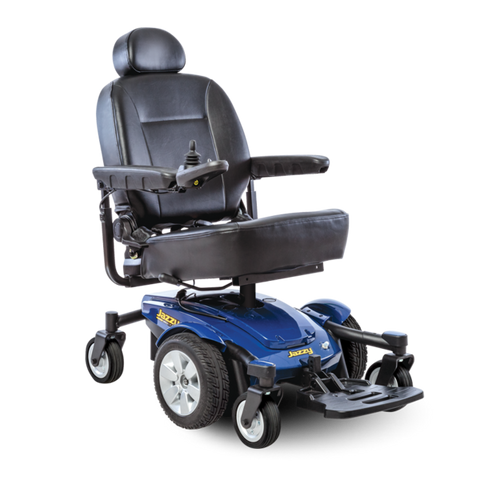 Pride Mobility Jazzy Select Electric Wheelchair