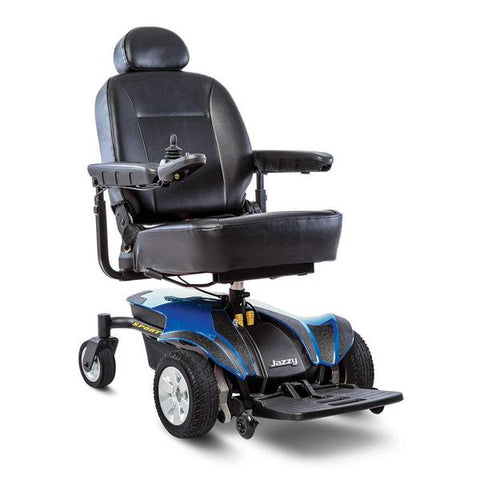 Pride Mobility Jazzy Sport 2 Electric Wheelchair