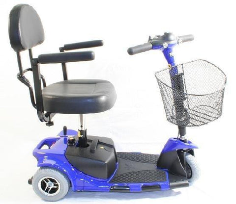 Zip'r Mobility Roo 3-Wheel Mobility Scooter