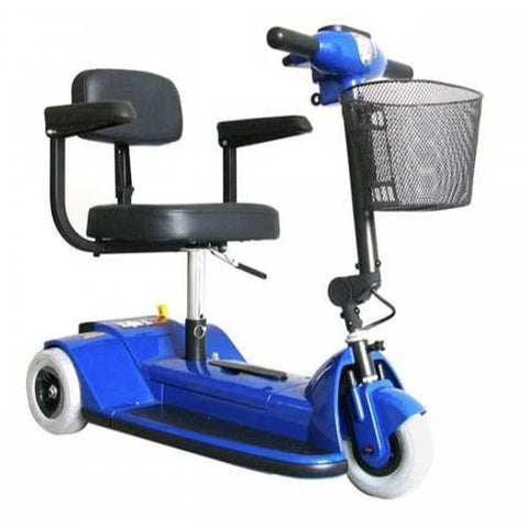 Zip'r Mobility Traveler 3 Wheel Mobility Scooter