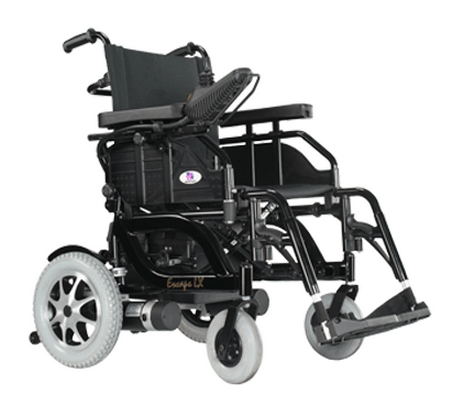 ev rider escape lx electric wheelchair