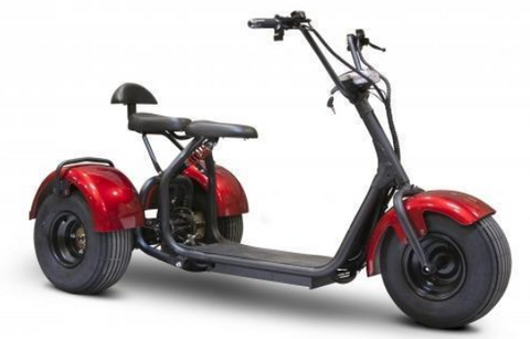 EWheels EW-21 Three Wheel Mobility Scooter