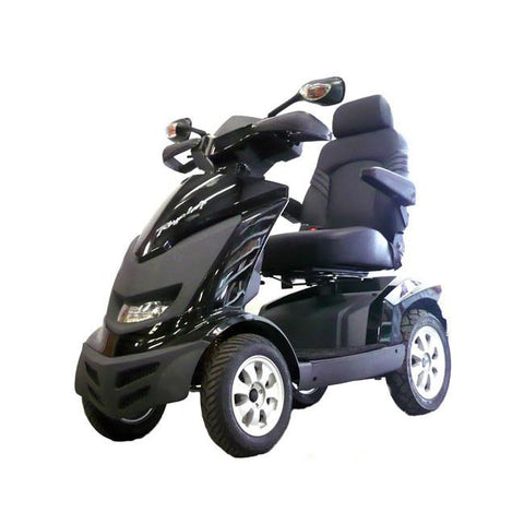 EV Rider Royale 4 Heavy Duty 4-Wheel Mobility Scooter - Mobility Ready