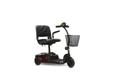 Shoprider Dasher 3-Wheel Mobility Scooter - Mobility Ready