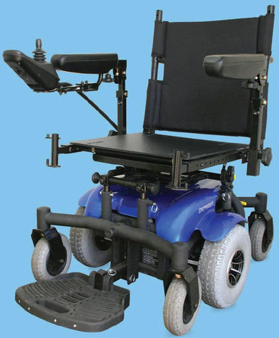 Shoprider 6Runner 10 Rehab Electric Wheelchair - Mobility Ready