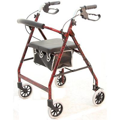 Merits Health W462 Rollator - Mobility Ready
