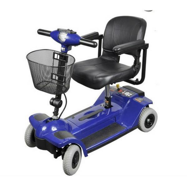 Zip'r Mobility Traveler 4 Wheel Mobility Scooter - Mobility Ready