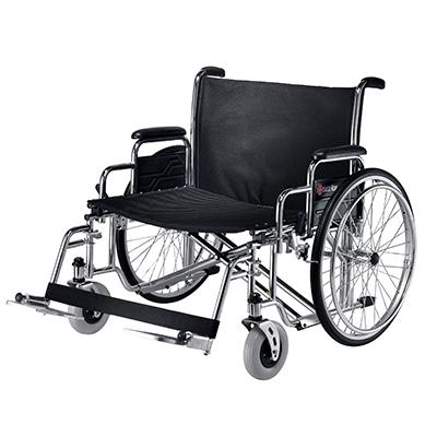 Merits Health N472 Zion Extra Heavy Duty Bariatric Wheelchair - Mobility Ready