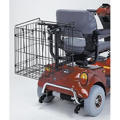 Merits Health Medium Folding Rear Basket - Mobility Ready