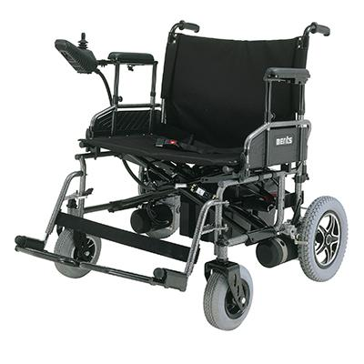 Merits Health P182 Heavy-Duty Electric Wheelchair - Mobility Ready