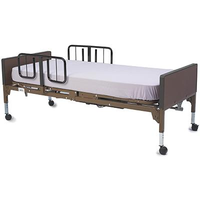 Merits Health R211 Half Bed Rail - Mobility Ready
