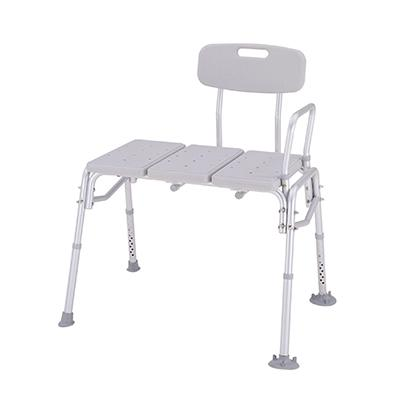 Merits Health A311 Plastic Transfer Bench - Mobility Ready