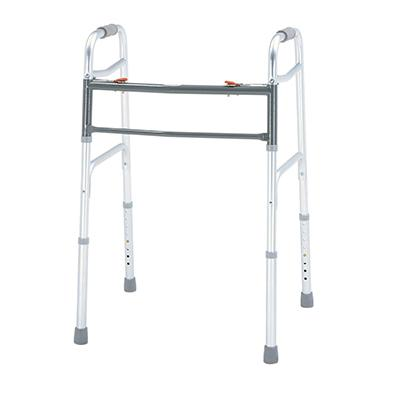 Merits Health W140 Bariatric Aluminum Folding Walker - Mobility Ready