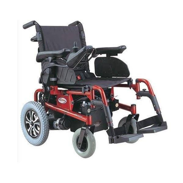 CTM HS-6200 Power Electric Wheelchair - Mobility Ready