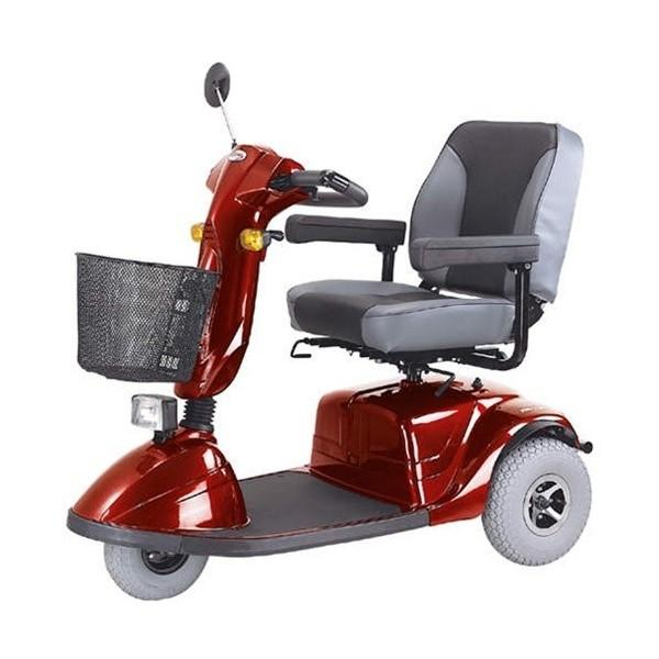 CTM HS-730  Bariatric 3-Wheel  Mobility Scooter - Mobility Ready