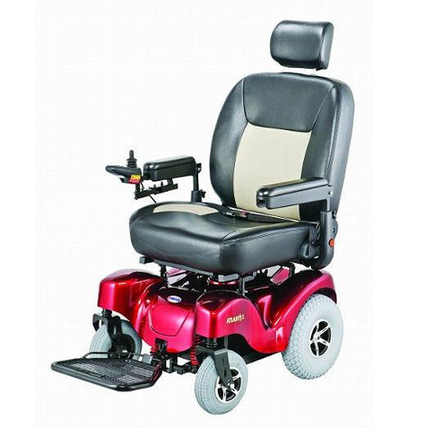 Merits Health Atlantis Electric Wheelchair - Mobility Ready