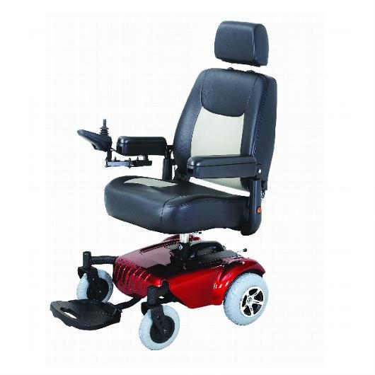 Merits Health Junior Electric Wheelchair - Mobility Ready