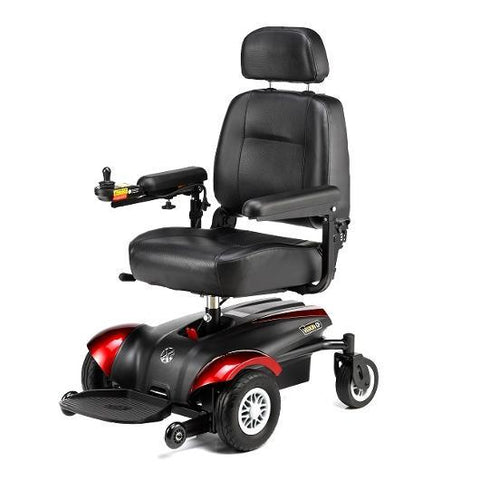Merits Health Vision CF Electric Wheelchair - Mobility Ready