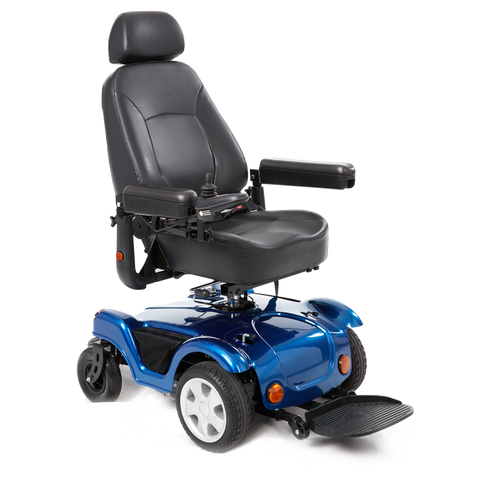 Merits Health Compact FWD/RWD Dualer Electric Wheelchair - Mobility Ready
