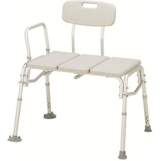 Merits Health A312 Bariatric Transfer Bench - Mobility Ready