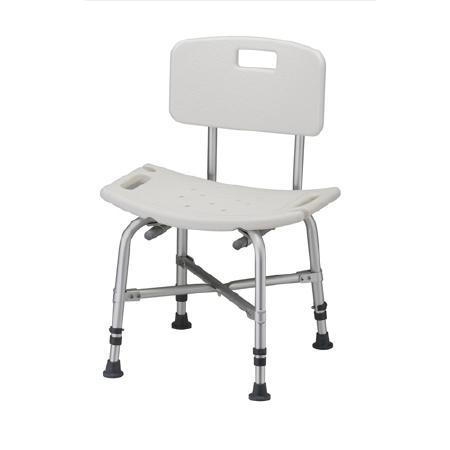 Merits Health A112 Bariatric Heavy Duty Bath Bench - Mobility Ready