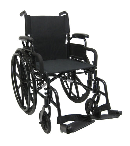 Karman 802-DY Manual Wheelchair - Mobility Ready