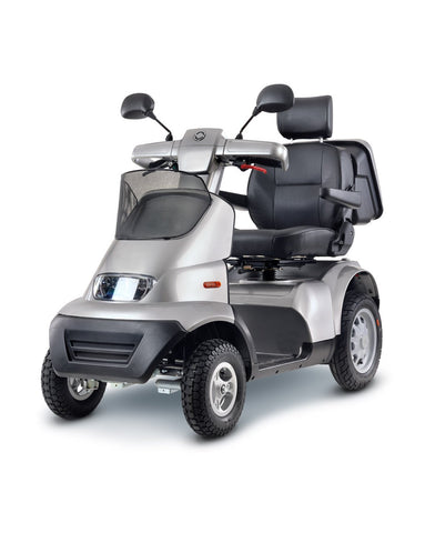 AFIKIM Afiscooter S4 Mobility Scooter - Mobility Ready