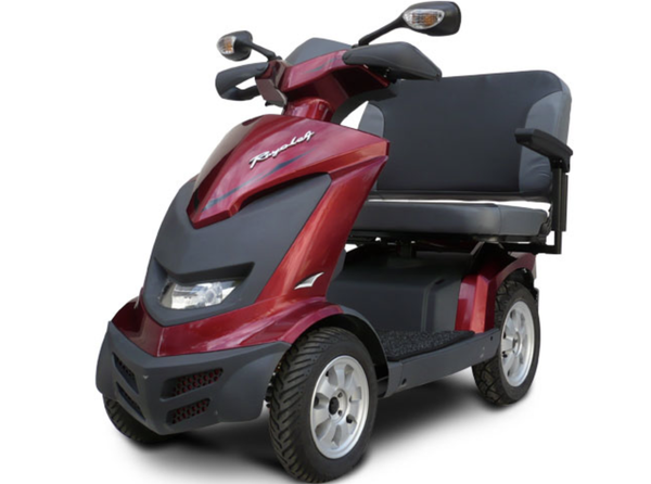 EV Rider Royale 4 Dual Heavy Duty Four Wheel Mobility Scooter - Mobility Ready